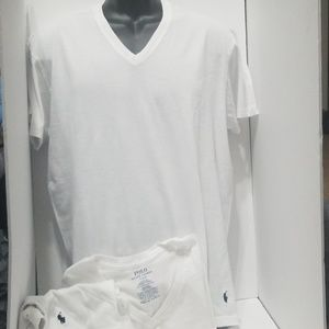 Polo by Ralph Lauren V Neck Classic Fit